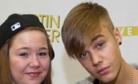 Justin Bieber Haircut