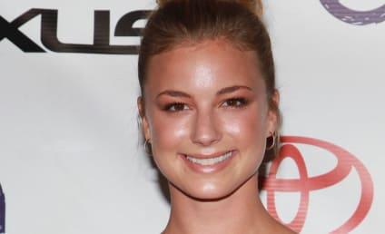 Emily VanCamp: Cast in Captain America 2!
