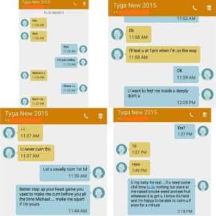Tyga-Mia Isabella Texts