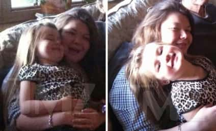 Amber Portwood Reunites With Daughter, Savors Release From Prison