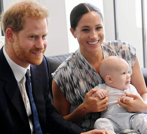 when is meghan markle do for a baby