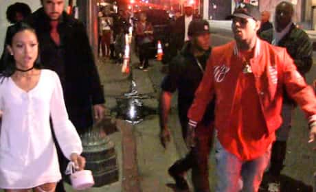 Chris Brown and Karrueche Tran: Back Together? AGAIN?!?
