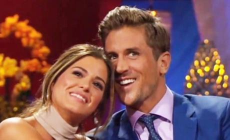 Joelle Fletcher and Jordan Rodgers