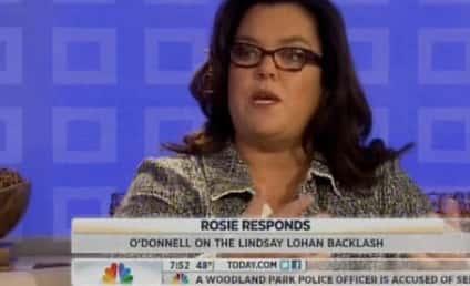 Rosie O'Donnell Worries Lindsay Lohan Will Die Like Whitney Houston