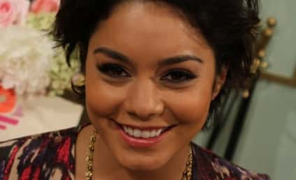 """Vanessa Hudgens and Félix Rodríguez """"All Over Each Other"""" at Recent Party, Source Says"""