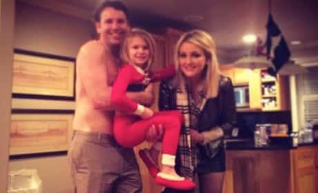 Jamie Lynn Spears Family Photo