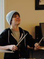 Stud on the Drums