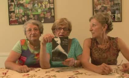 Fifty Shades of Grey Read, Discussed By Three Grandmothers