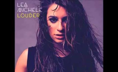 "Lea Michele - ""Cannonball"" (Preview)"