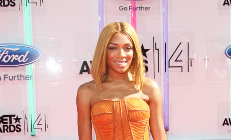 Lil Mama BET Awards Photo