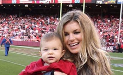 Marisa Miller Debuts Baby Gavin!