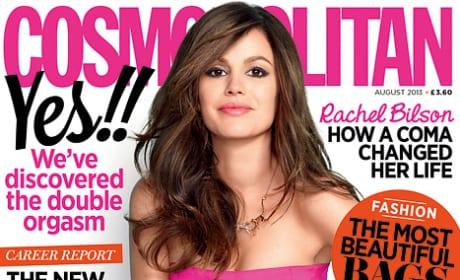Rachel Bilson Cosmo Cover