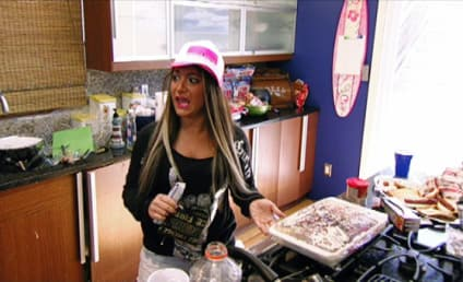 Jersey Shore Recap: Who Nibbled at Deena's Cake?