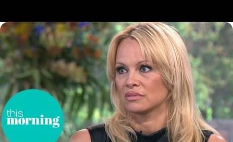 Pamela Anderson Pushes for Better Sex