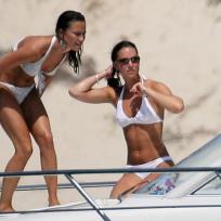 Pippa Middleton Bikini Photo