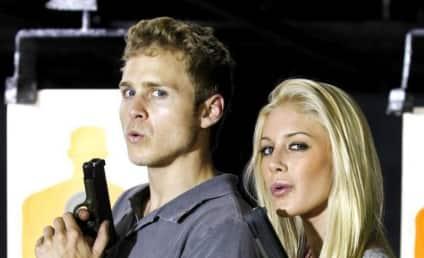 Heidi Montag: Crashing With Cougar Zank?