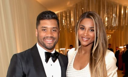 Ciara and Russell Wilson Welcome First Child!