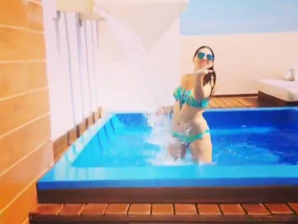 Amy Duggar Bikini Pic!