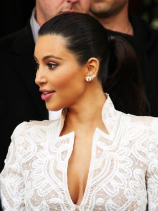 Kim Kardashian in Europe