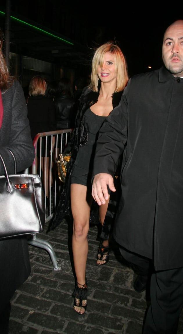Heidi Klum at Britney's 27th