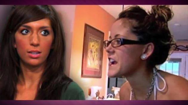 Jenelle Evans Mocks Farrah Abraham Lip Injections: LMFAO