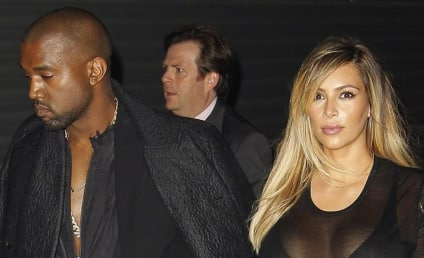 Kim Kardashian and Kanye West: Kan They Kompromise on Nori Exposure?