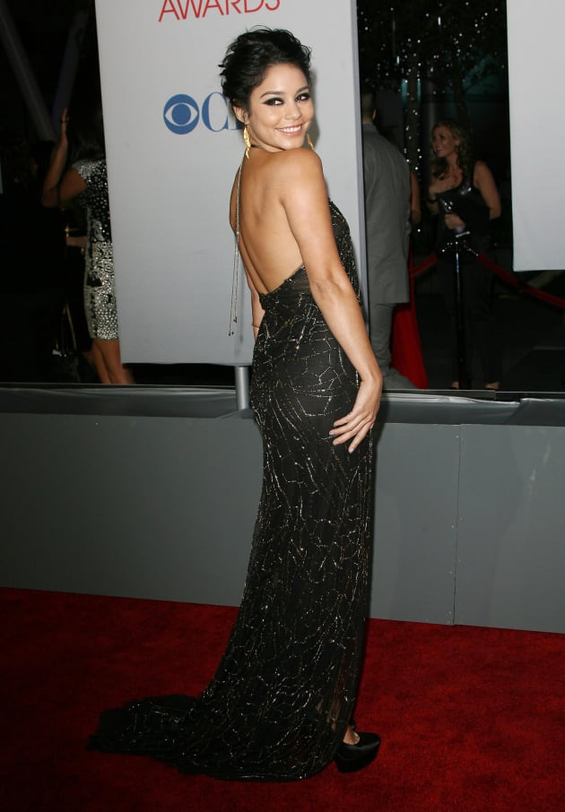 Vanessa Hudgens People's Choice Awards Dress