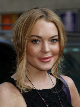 Lindsay lohan sex collection fuck