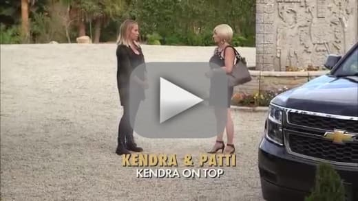 Farrah abraham kendra wilkinson flip out on their moms in marria
