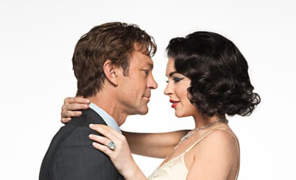 Lindsay Lohan as Elizabeth Taylor: New Photos From Liz & Dick