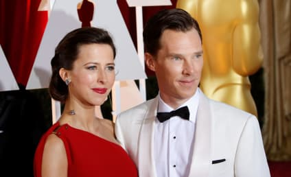 Benedict Cumberbatch and Sophie Hunter Welcome First Child!!!