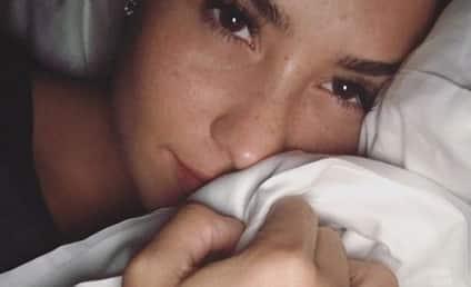Luke Rockhold and Demi Lovato: We're Instagram Official!