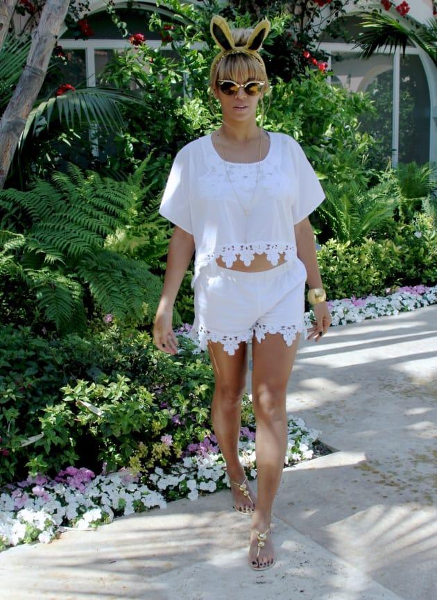 Beyonce Easter Photo