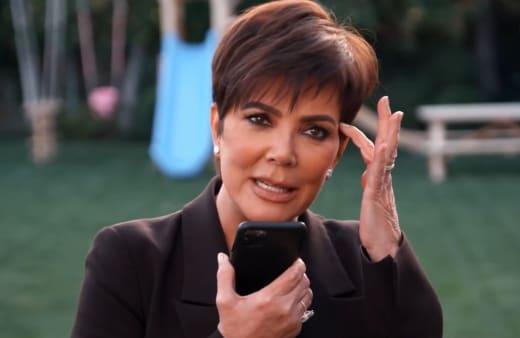 Kris Jenner is Experiencing Gaslighting