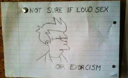 13 Notes That Ask Neighbors to Stop Having Loud Sex
