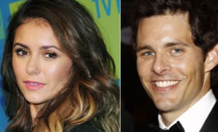 Nina Dobrev and James Marsden: Dating?