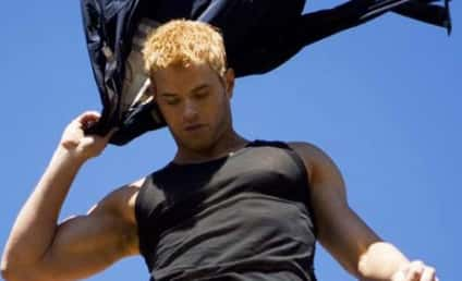 Kellan Lutz: Totally Da Man!