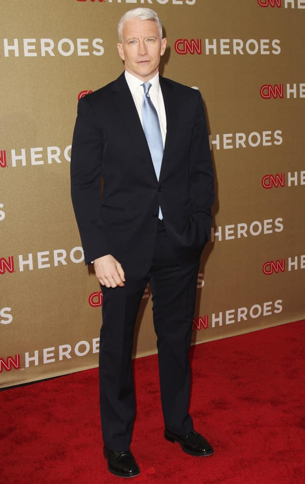 Hot Anderson Cooper Pic