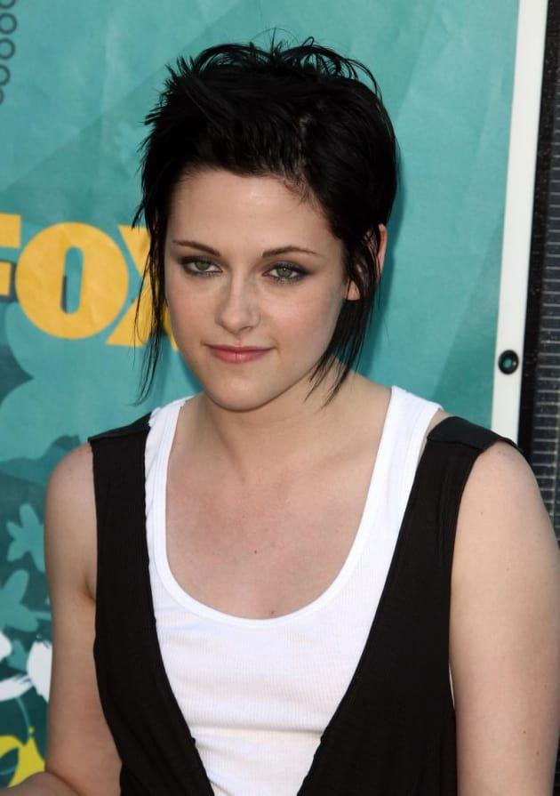 Short-Haired Kristen
