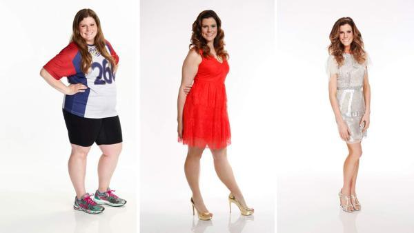 Rachel Frederickson Before and After Photos