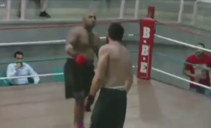 Boxer Taunts Opponent, Gets Totally Knocked Out