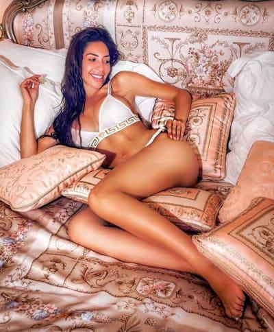 Farrah Abraham in Underwear For Some Reason