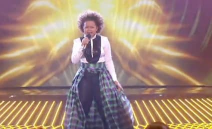 Rachel Crow Gives Thanks, Makes Judges Into Believers