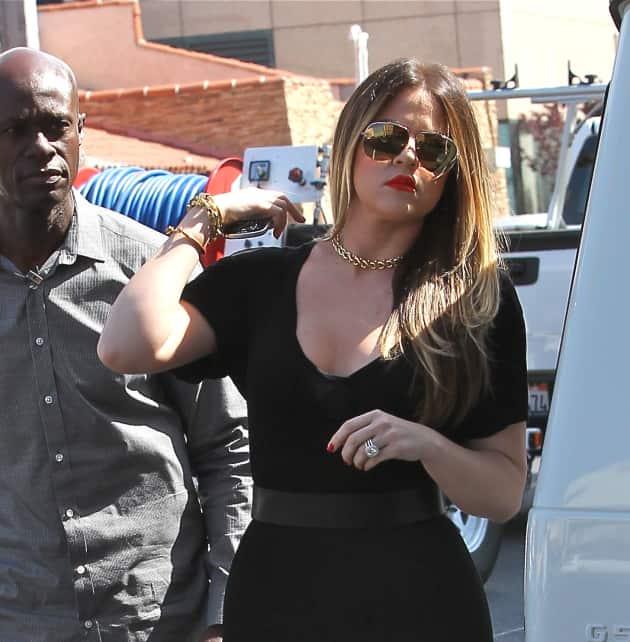 Khloe Kardashian Without Lamar