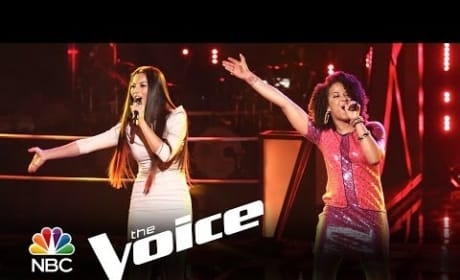 Music Box vs. Melissa Jimenez: Girl on Fire (The Voice)