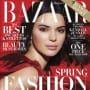 Kendall Jenner Harper's Cover