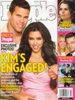 Kim Kardashian People Magazine Cover