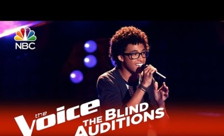 Jacob Rummell - Count on Me (The Voice)