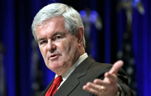Newt Gingrich Pic