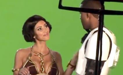 Kim Kardashian: Star Wars Brought Me & Kanye West Together!